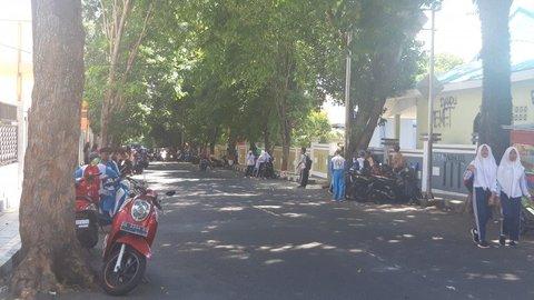 Pascagempa Malut, sebagian aktivitas sekolah di Batang Dua diliburkan