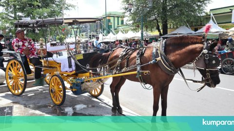 Survei: Yogyakarta Jadi Destinasi Wisata No. 1 yang Ingin Didatangi Usai Pandemi