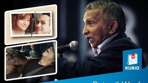 Terhangat Minggu Ini: Egi John, 'Khotbah Politik' Amien Rais, Roy Suryo Gaduh, Raffi 'Kepergok'