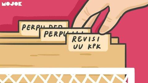 Kenapa DPR Pede Sekali Minta Publik untuk Judicial Review UU KPK ke MK?