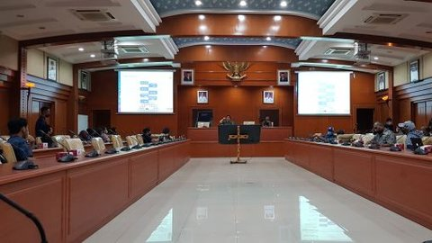 Panitia Besar PON XX Gelar Bimbingan Teknis SDM Media Center