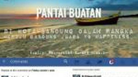 Ridwan Kamil akan Perjuangkan Bandung Miliki Pantai Buatan, Asalkan….