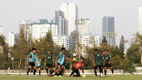 Kembali Panggil Osvaldo Haay, Indra Sjafri Umumkan Skuat Akhir Timnas Indonesia U-22 Setelah Melawan Iran