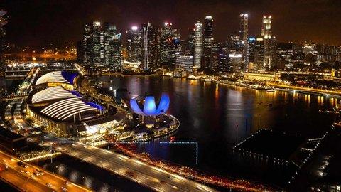 Survei: Singapura 'Kota Tercerdas' Sedunia, Kota Asia Tenggara Lain di Papan Bawah