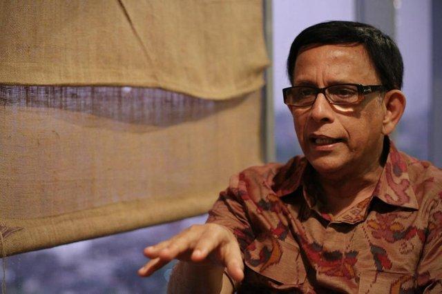 Mayor Jenderal TNI (Purn) Zacky Anwar Makarim. (Tempo)