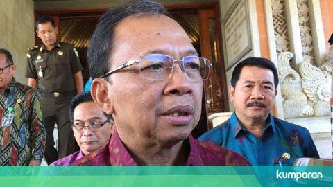 Gubernur Bali Akan Keluarkan Standar Etika Wisatawan