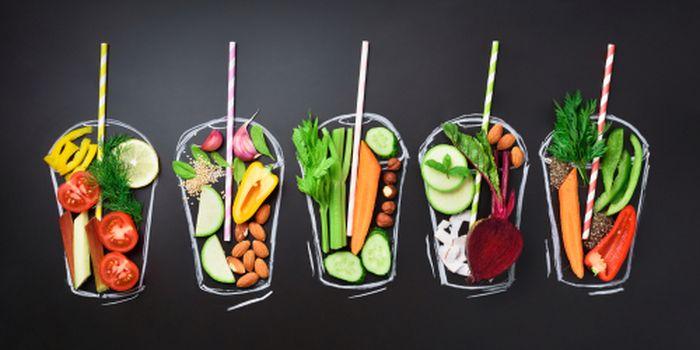 Apa Saja Makanan Dan Minuman Untuk Membersihkan Darah Kotor