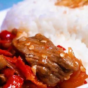 Daging Sapi Balado Spesial