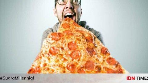 3 Cara Terbaik Memanaskan Pizza dengan Tepat, Kualitas Rasa Terjaga