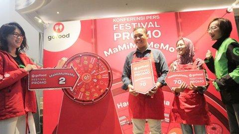 Gojek Kembali Hadirkan Festival Kuliner Online Terbesar di Indonesia