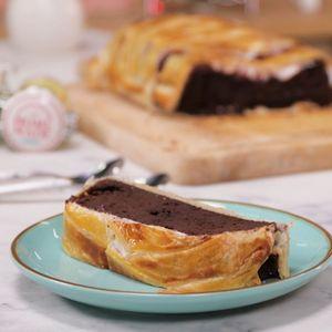 Brownies Puff