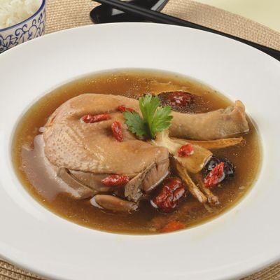 Resep Sup Ayam Herbal Endeus Tv