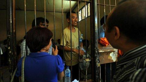 Mirisnya Anggaran Kesehatan Napi Indonesia, Per Orang Cuma Cukup Buat Beli Paracetamol