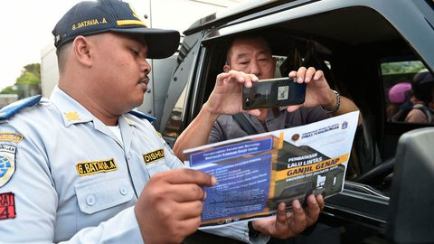 Setelah taksi online, kini pasien protes aturan ganjil-genap