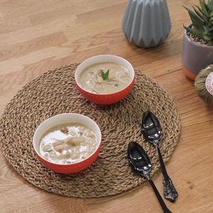 Kolak Durian Kue Keranjang