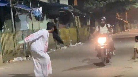 Mirip Indonesia, YouTuber India Bikin Prank Jadi Hantu, Langsung Ditangkap Polisi