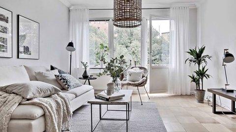 Dekorasi Ruang Tamu Sederhana Di Rumah Dengan Tips Dan Trik