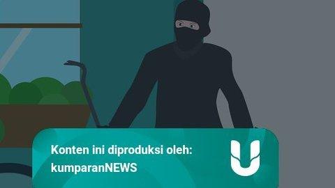 Minimarket di Depok Dirampok, 3 Karyawan Terluka dan Uang Rp 30 Juta Raib