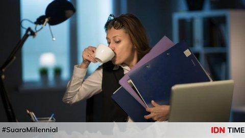 5 Alasan Kenapa Menjadi Workaholic Juga Merugikan Orang Lain