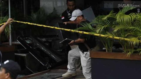 Kantor Berita Ini Klaim Serangan Bom Sarinah Didalangi oleh ISIS