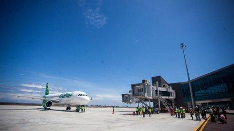 Maret, seluruh penerbangan di Adisutjipto pindah ke YIA