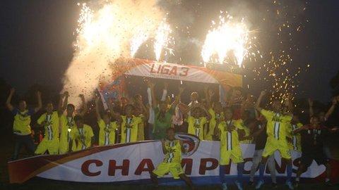 Bukan Unggulan, PSG Malah Juara Tundukkan Perseta di Final